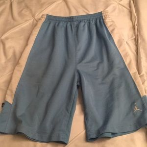 Boys Jordan Nike Basketball Shorts